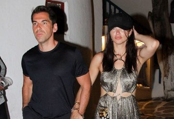 Adriana Lima ve Emir Uyar aşkı