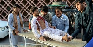 Suicide attack kills 10 in Afghanistan's east