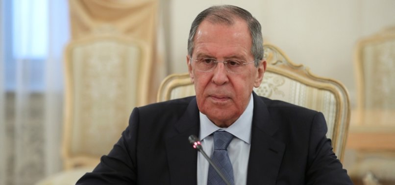 LAVROV WARNS OF RISING RISKS OF NUCLEAR WAR BECAUSE OF US WITHDRAWAL FROM ARMS CONTROL TREATIES