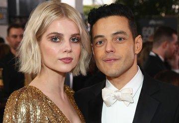 Bohemian Rhapsody oyuncuları Rami Malek ve Lucy Boynton aşk yaşıyor