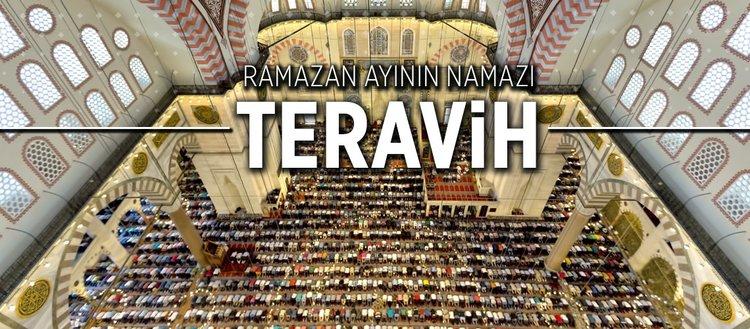 Ramazan ayının namazı: Teravih