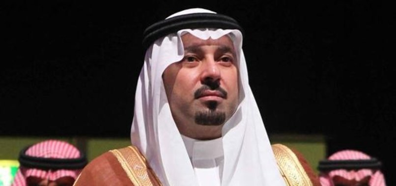 SAUDI ARABIA RELEASES TWO PRINCES AFTER GRAFT PROBE