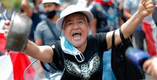 Peru's interim president resigns after days of protests