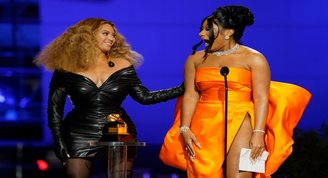 2021 Grammy Ödüllerine Beyonce Damga Vurdu