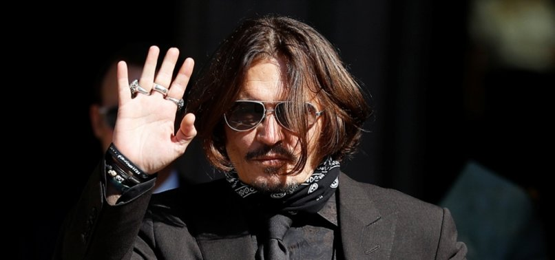 DEPP THREW BOTTLES LIKE GRENADES IN FIGHT WHERE HE SEVERED FINGER, UK COURT TOLD