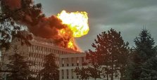 Huge explosion, fire rocks France's Lyon university