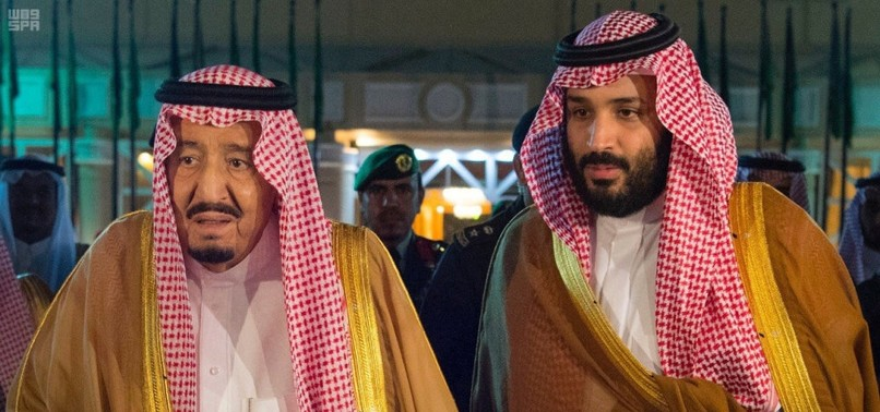 SAUDI KING ISSUES PARDONS, UNVEILS PROJECTS ON DOMESTIC TOUR AS MBS KEEPS SILENCE ON KHASHOGGI