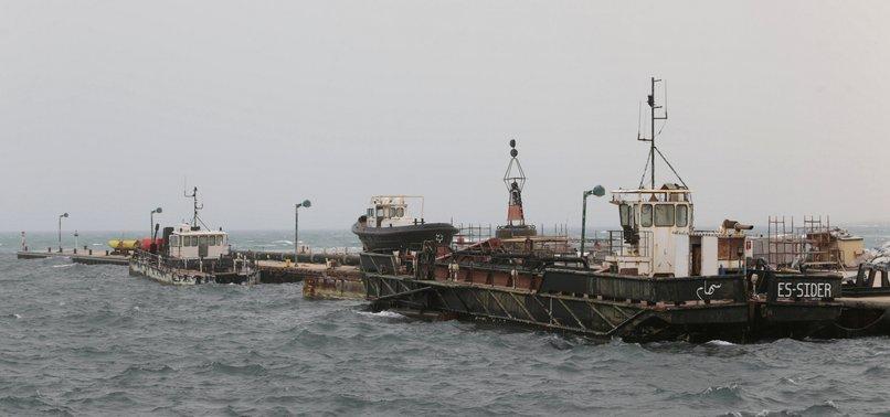 LIBYAS NOC ACCUSES UAE OF BEING BEHIND OIL BLOCKADE