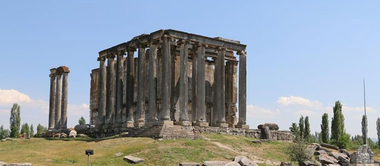 'İkinci Efes'te kayıklar yüzdürülecek