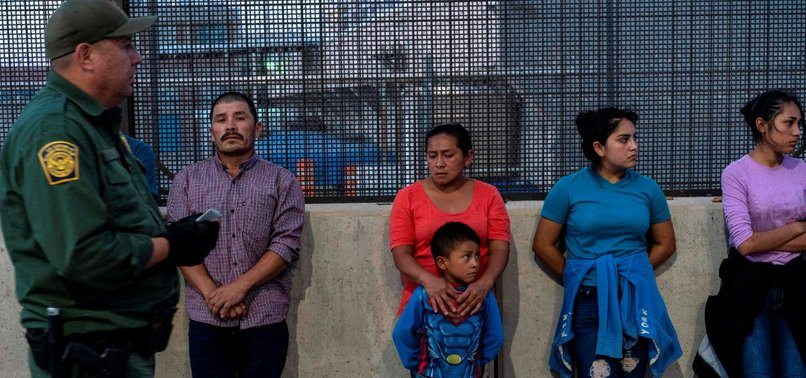 TOP US COURT ALLOWS TRUMP ASYLUM RESTRICTIONS TO TAKE EFFECT