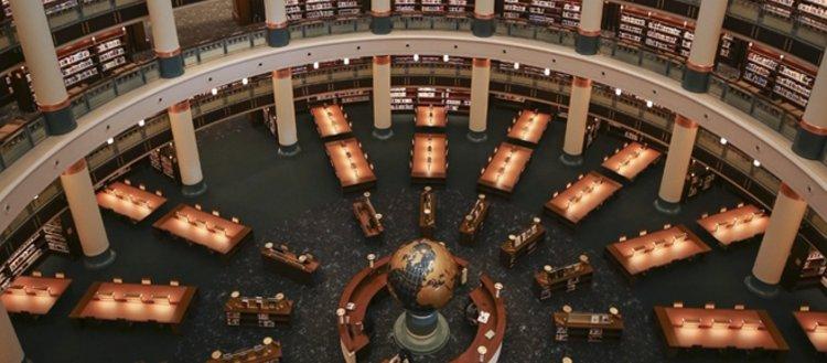 Cumhurbaşkanlığı Millet Kütüphanesi'nin açılışı...