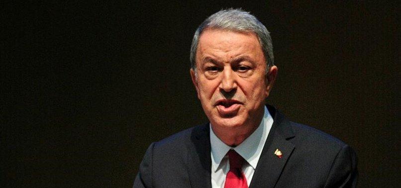 TURKISH DEFENSE MINISTER SLAMS N.ZEALAND ATTACKS