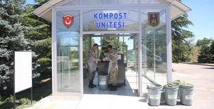 Turkish military embraces Zero Waste Project