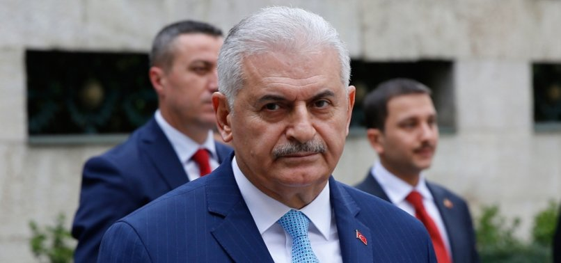 YILDIRIM TO RESIGN AS PARLIAMENT SPEAKER AFTER OFFICIALLY FILING CANDIDACY FOR ISTANBUL MAYOR