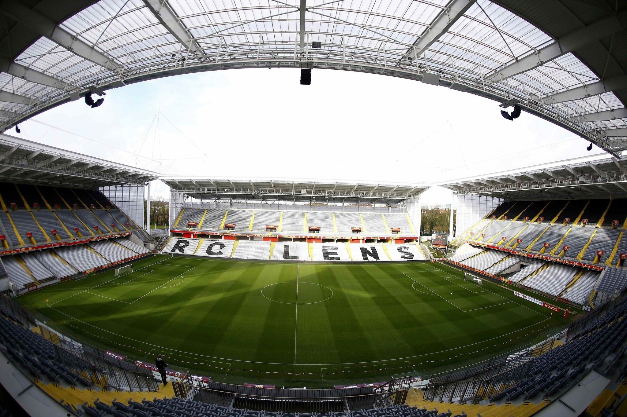 Stade Bollaert-Delelis stadium, Lens, France (Reuters Photo)