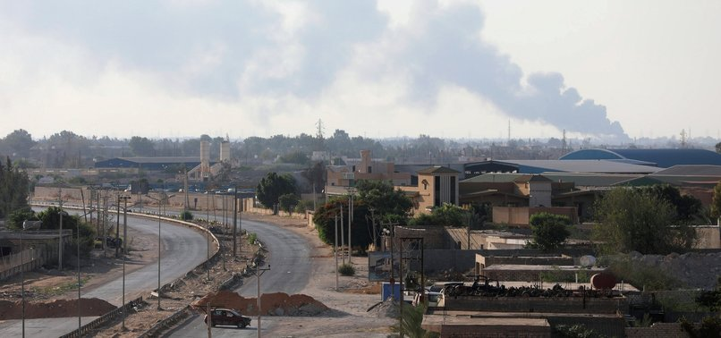 LIBYAS HAFTAR LOOKING FOR MILITARY GAINS: EXPERT