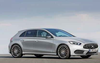 Mercedes'in kompakt geleceği