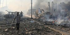 Military, homemade explosives in Somalia truck bomb