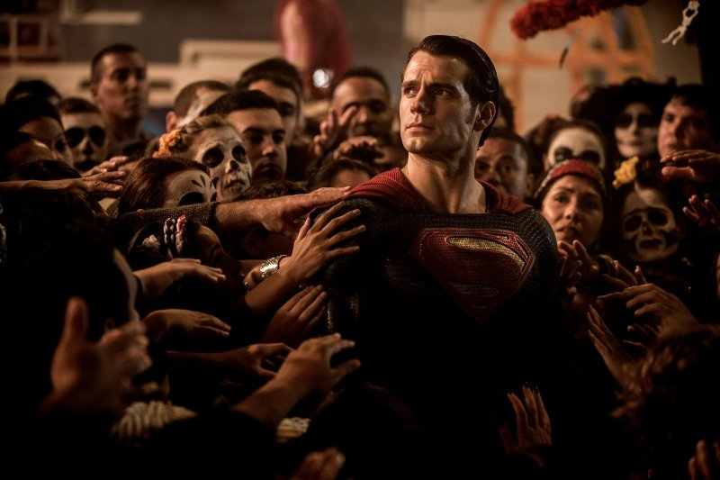 SUPERMAN'İN VEDASI