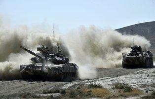 Turkey-Azerbaijan joint military drills continue