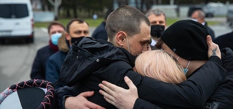 UKRAINIAN SAILORS RETURN NOT POSSIBLE WITHOUT TURKEY