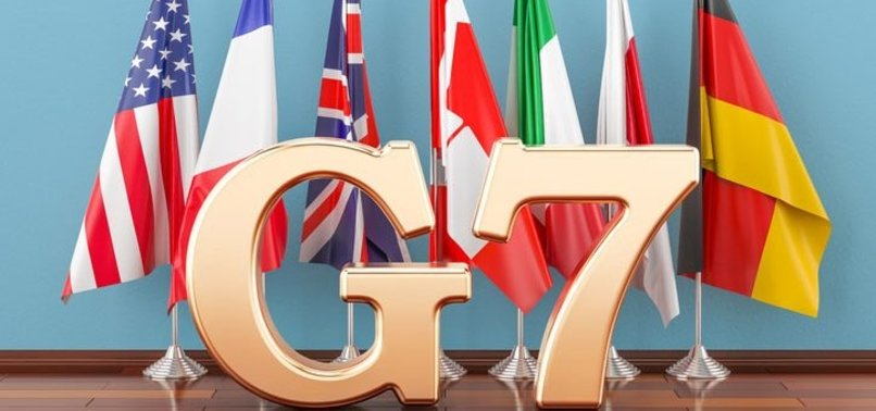 UK HOSTS G7 FOREIGN MINISTERS MEETING