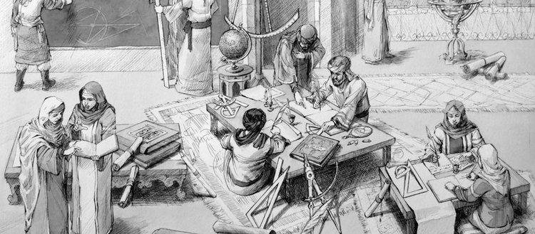Matematik ve astronomi geleneğinin temsilcisi