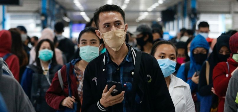 INDONESIA REPORTS 4,070 NEW CORONAVIRUS INFECTIONS, 128 NEW DEATHS