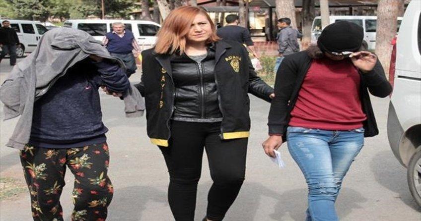 Polislere teklifte bulununca: Baltayı taşa vurduk