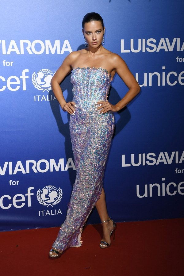 UNICEF Summer Gala 2019'da ünlüler geçidi