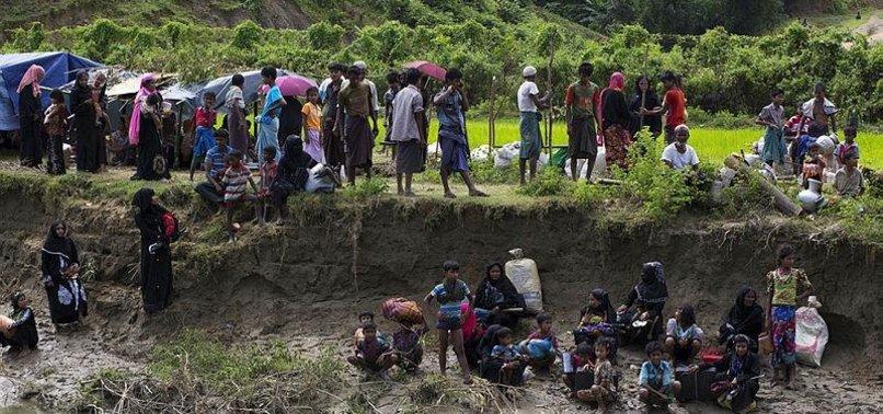 ROHINGYA KILLINGS CREATE 'CLIMATE OF FEAR' IN BANGLADESH