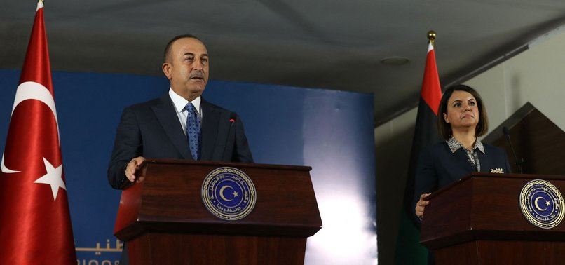 TURKEY VALUES LIBYA'S SOVEREIGNTY, POLITICAL UNITY
