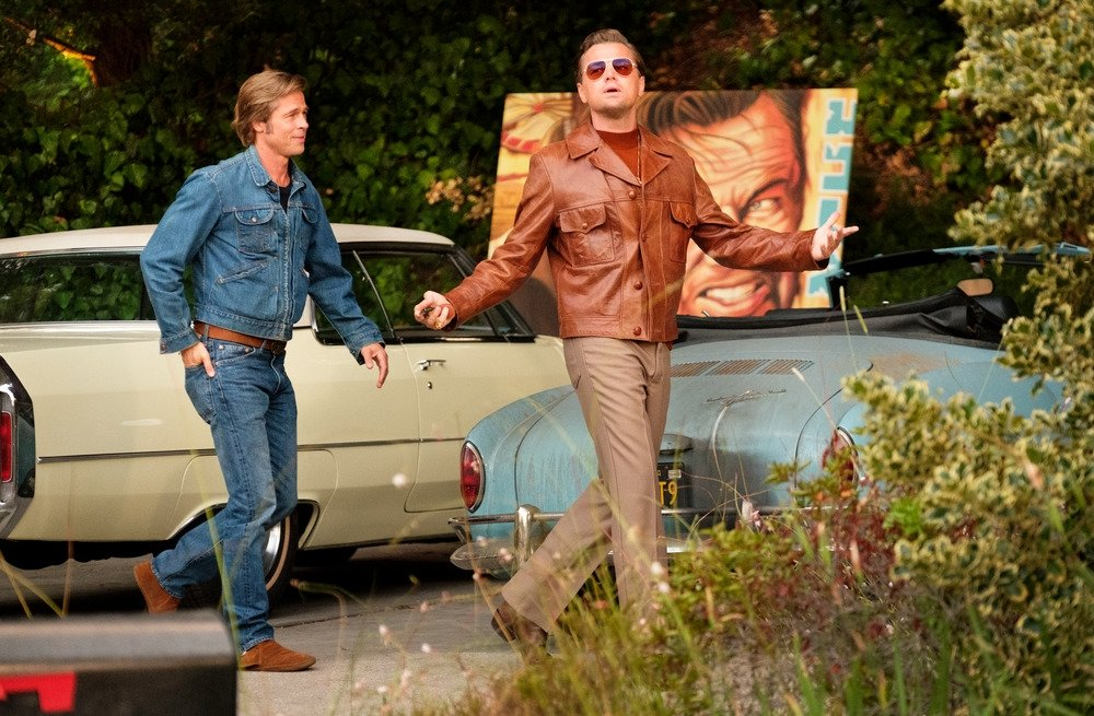 'Once Upon a Time in Hollywood' TV dizisi olabilir