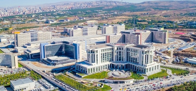 EUROPES BIGGEST HOSPITAL OPENS IN THE TURKISH CAPITAL