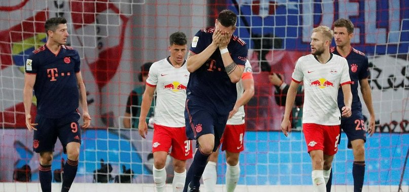 LEIPZIG AND BAYERN MUNICH DRAW AFTER DORTMUND VICTORY