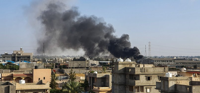 FRANCE, BRITAIN, EGYPT, UAE, US, ITALY CALL FOR IMMEDIATE END OF LIBYA VIOLENCE