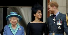 Harry and Meghan to make final appearances as British royals