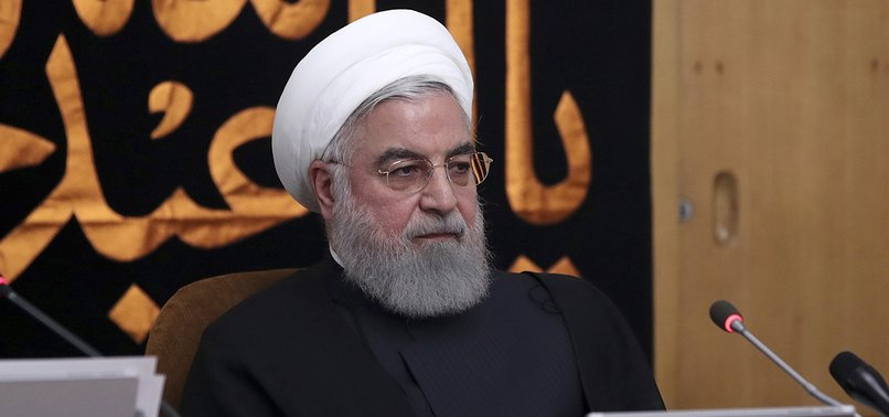 US WARMONGERING AGAINST IRAN WILL FAIL, ROUHANI SAYS