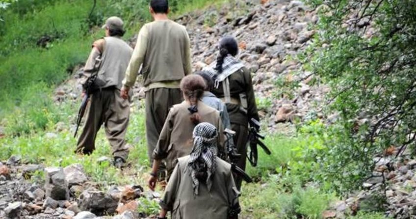 Karadeniz'de teröristlerin kaçması önlenecek