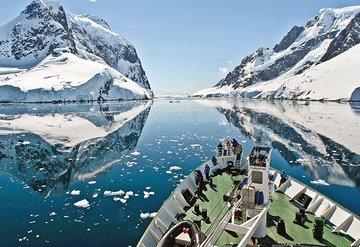 Üzerinde ülke bulunmayan tek kıta Antarktika