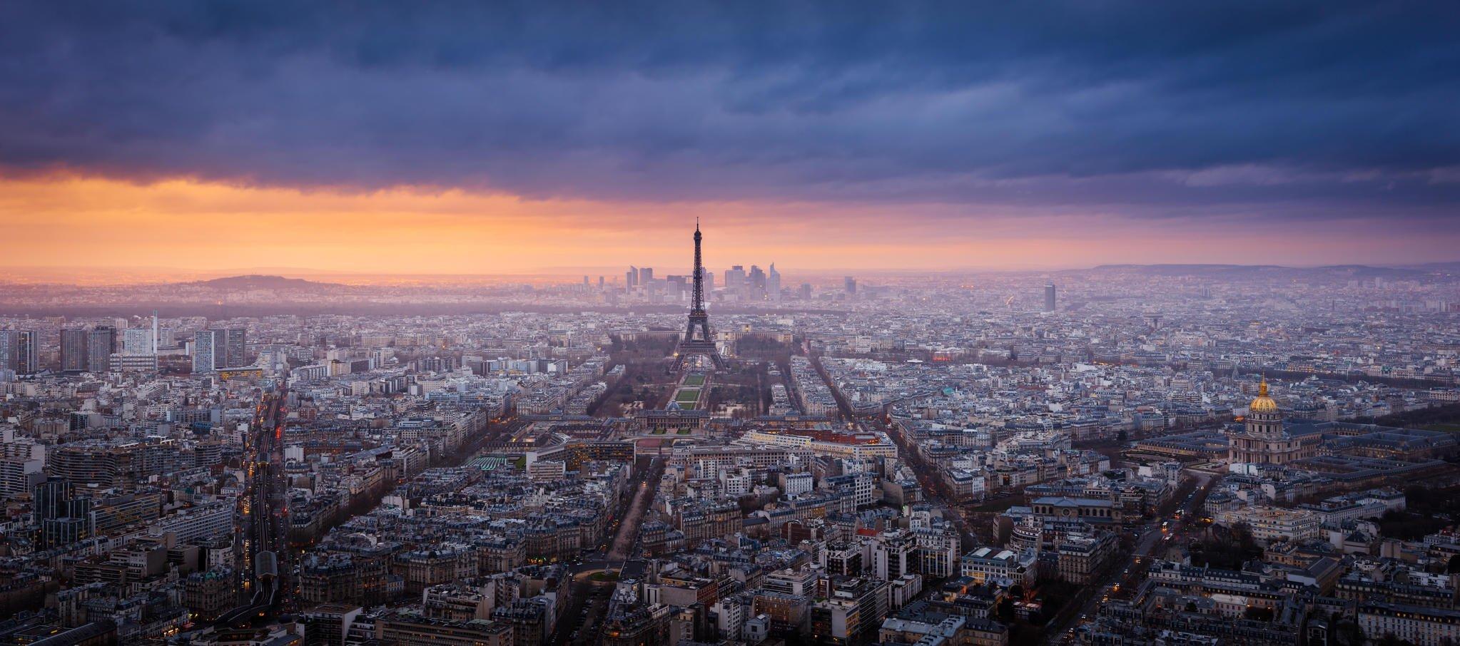 MODANIN BAŞKENTİ ADAYI: PARİS
