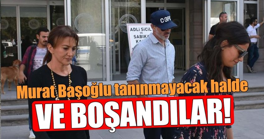 Hande Bermek ve Murat Başoğlu boşandı