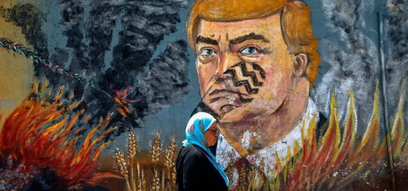 US ECONOMIC PLAN FOR PEACE UNDERWHELMS MIDEAST ALLIES