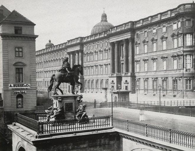 Kurfürsten Anıtı, Berlin