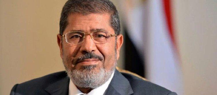 'Mursi hayatını insanlığın yüksek değerleri uğruna feda etti'