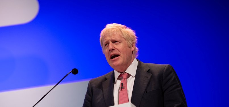 BREXITEER JOHNSON TAKES STRONG LEAD IN RACE FOR NEXT UK LEADER