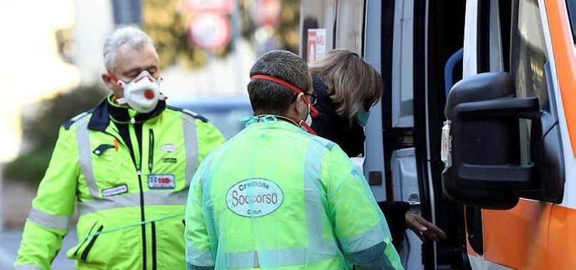 ITALYS SECOND CORONAVIRUS DEATH SPARKS FEARS, LOCKDOWNS