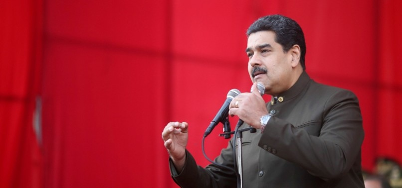 VENEZUELAS MADURO ACCUSES TRUMP ADMINISTRATION OF ORDERING COLOMBIA TO KILL HIM