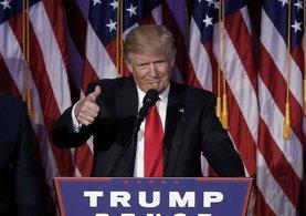 Donald Trump nasıl bir göreve başlıyor?