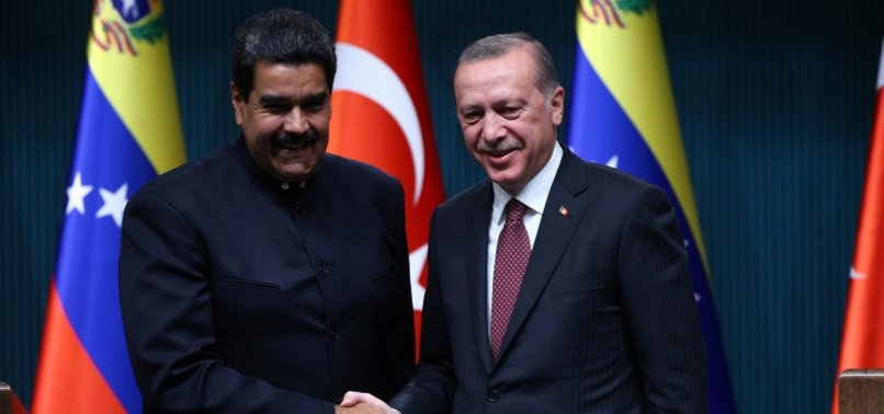 TURKEY SUPPORTS VENEZUELAS DEMOCRACY: TURK-VEN. GROUP